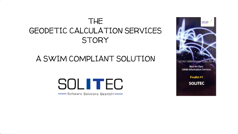 The Geodetic Calculation Services Story